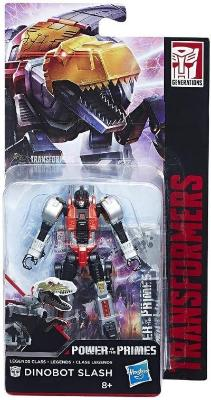 Transformers Power of the Primes Dinobot Slash