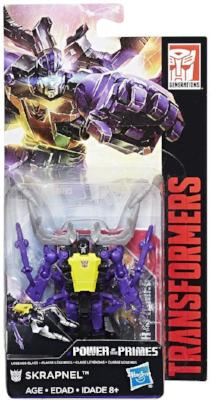 Transformers Power of the Primes Skrapnel