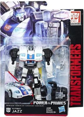 Transformers Power of the Primes Autobot Jazz - Revised