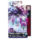 Transformers Power of the Primes Leige Maximo