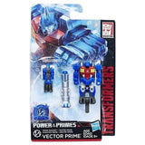 Transformers Power of the Primes Vector Prime