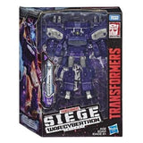 Transformers Siege Shockwave