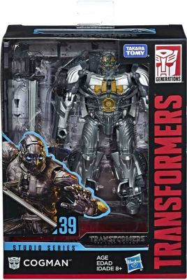 Transformers Studio Series Cogman (TLK)
