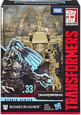 Transformers Studio Series Bonecrusher (Movie 1)