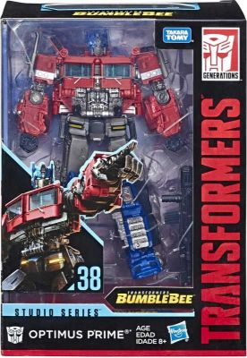 Transformers Studio Series Optimus Prime (Transformers Bumblebee)