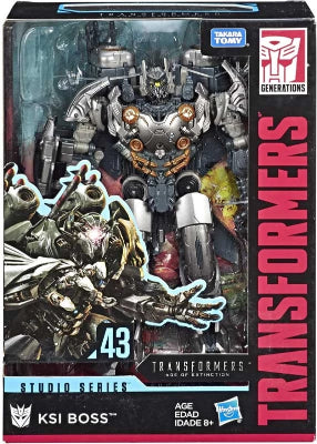 Transformers Studio Series KSI Boss (AOE)