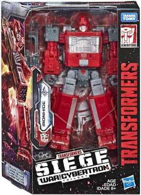 Transformers Siege Ironhide