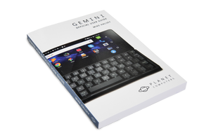 Gemini PDA Official User Guide