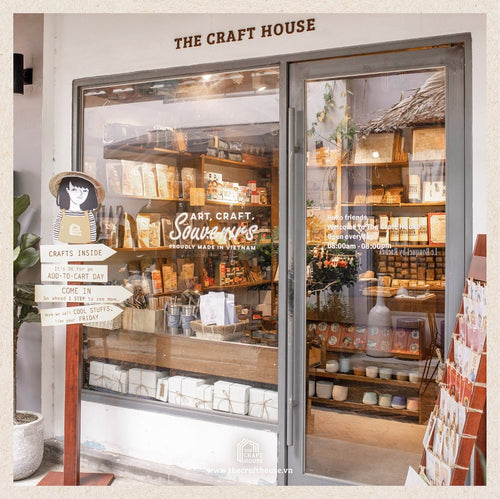 Mừng sinh nhật The Craft House