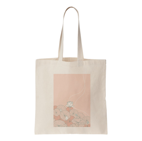 BISU BISU - TOTE BAG - LOTUS