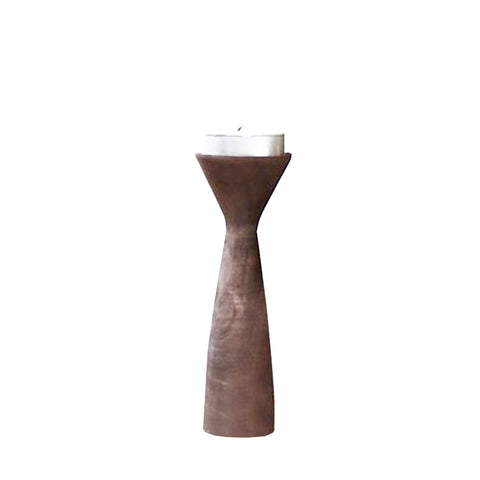 MINIWOOD - WOODEN CANDLE HODER S