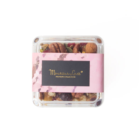 SWEETS DE LUXE - CASHEW ISLAND TRAIL MIX