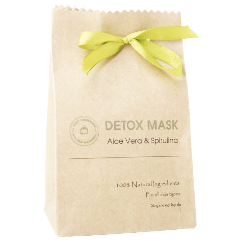 GUBY HOMEMADE - DETOX MASK