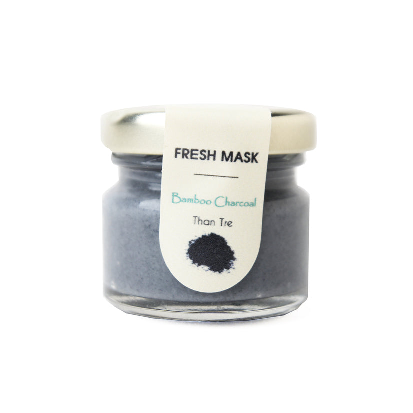 GUBY HOMEMADE - BAMBOO CHARCOAL MASK