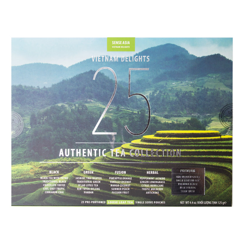 SENSE ASIA - AUTHENTIC TEA COLLECTION
