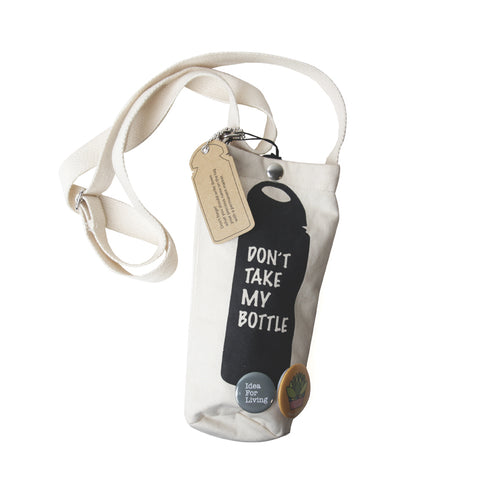IDEA FOR LIVING - BOTTLE CROSS BAG