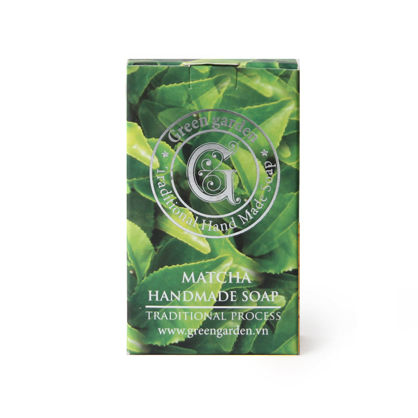GREEN GARDEN - MATCHA SOAP