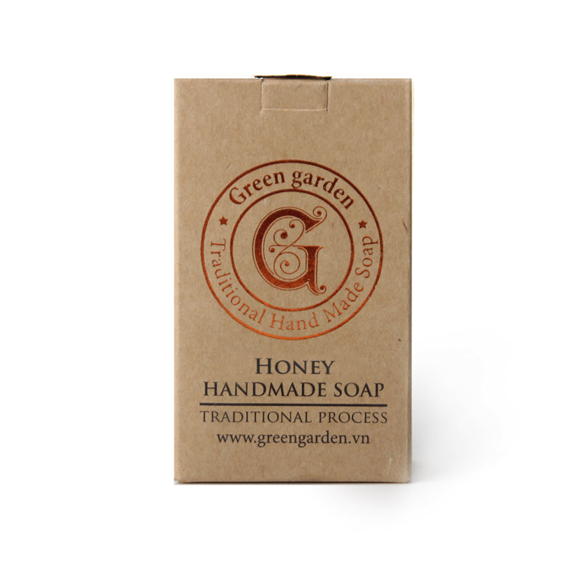 GREEN GARDEN - HONEY SOAP