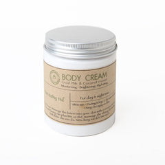 GUBY HOMEMADE - BODY CREAM