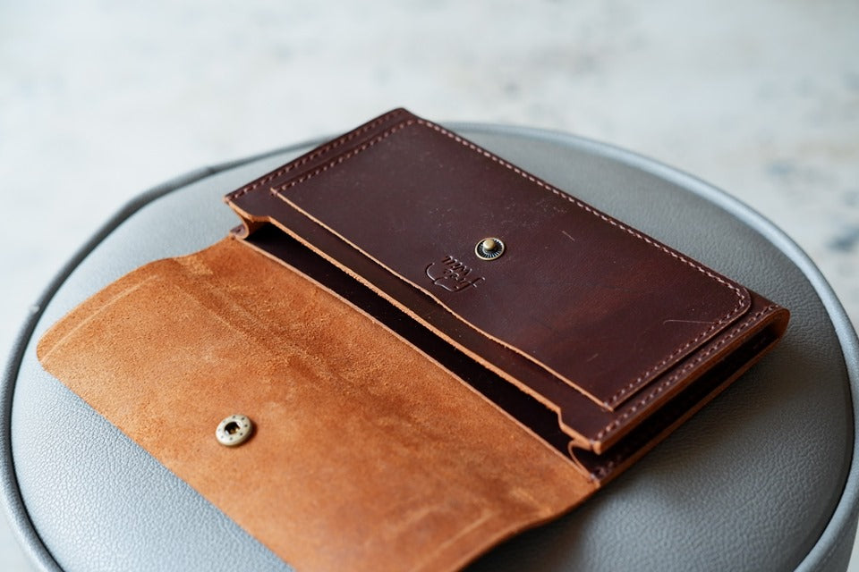 WORKSHOP - LEATHER WALLET