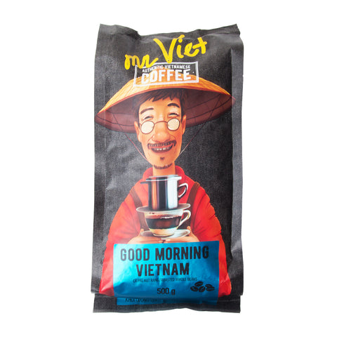 MR.VIET - COFFEE GOOD MORNING