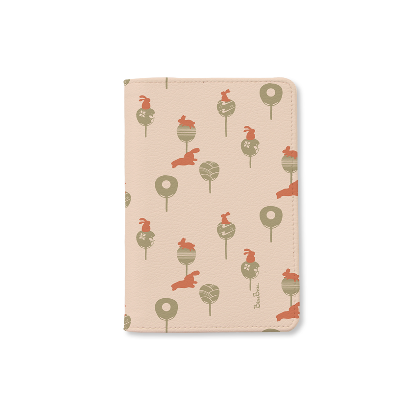 BISU BISU - PASSPORT HOLDER - 003