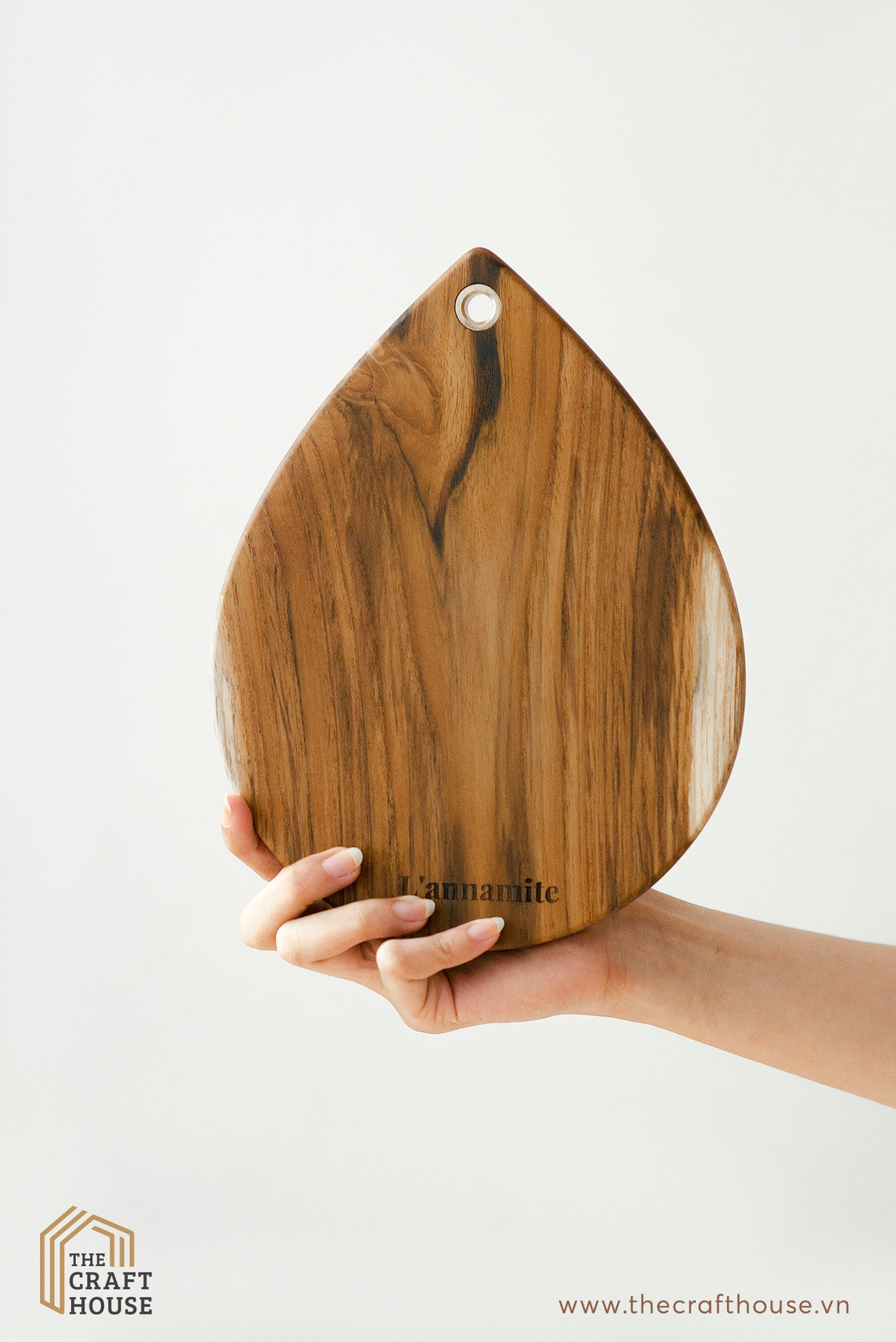 L'annamite - Wooden chopping board water drop