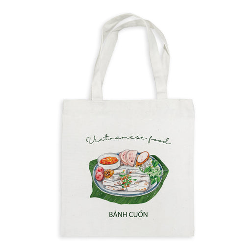 The Craft House - Vietnamese Food Tote Bag