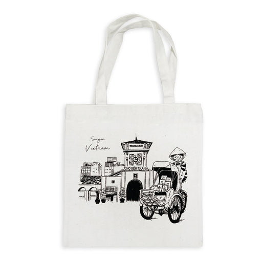 The Craft House - Around Viet Nam Tote Bag