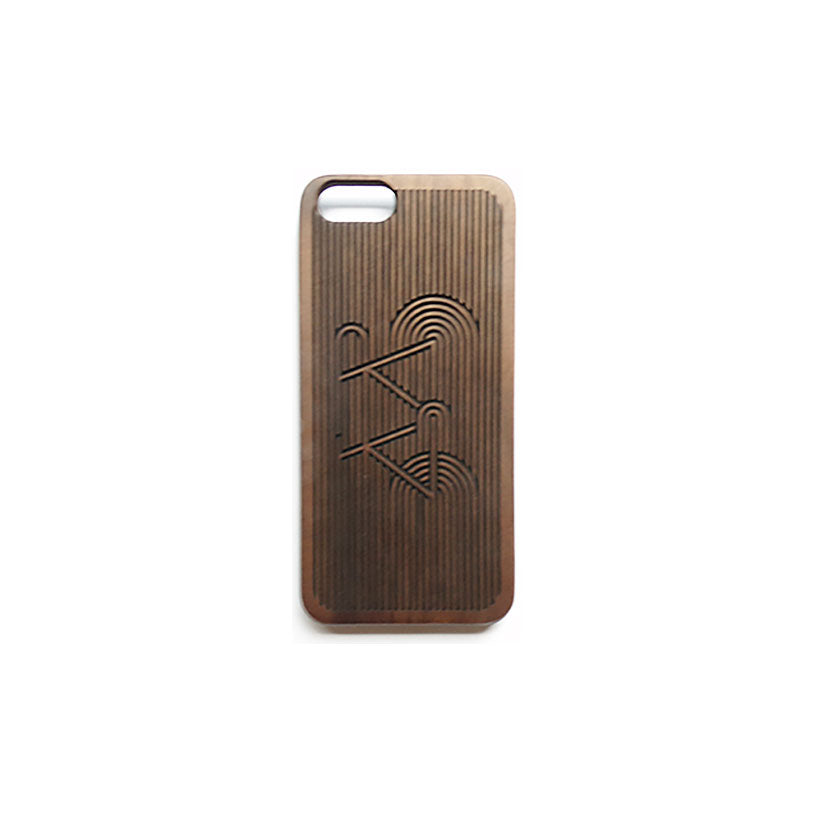 MINIWOOD - CASE IPHONE 7+ BICYCLE
