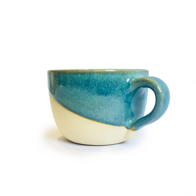 DE-FORM POTTERY - CLAY CUP