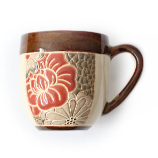 DE-FORM POTTERY - FLOWER MUG