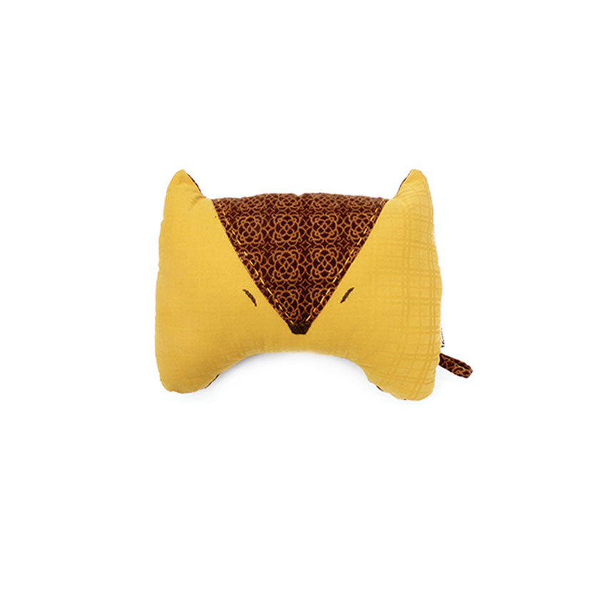 GIGGLE HANDMADE - YELLOW PILLOW