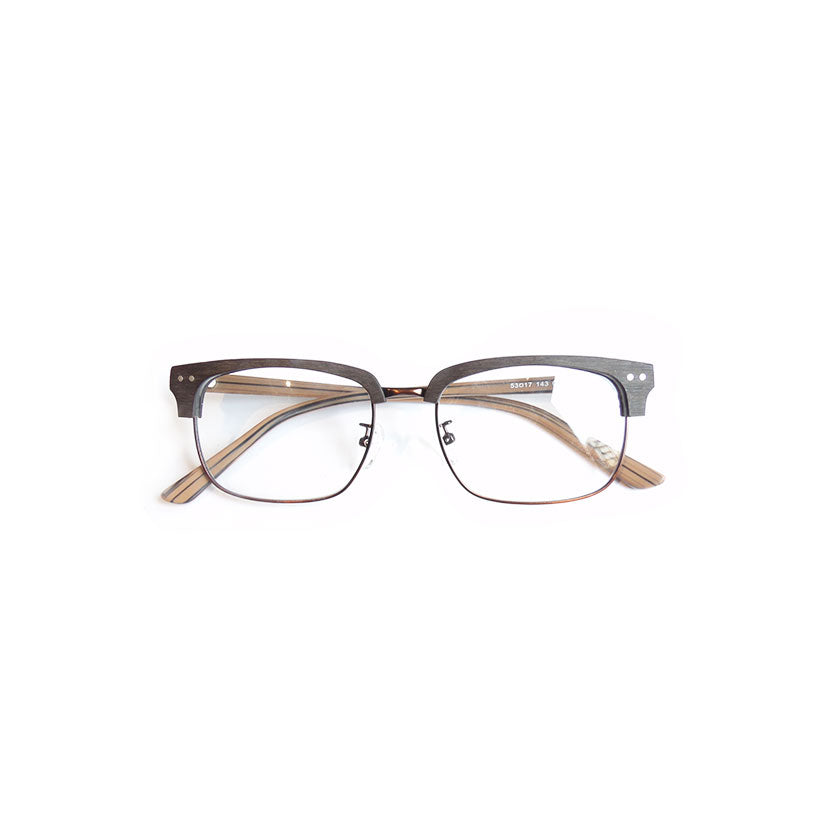 MINIWOOD - RECTANGLE GLASSES FRAME 1/2