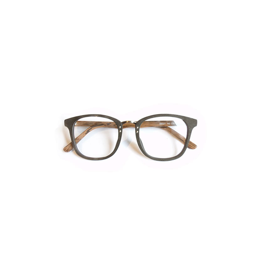 MINIWOOD - SQUARE GLASSES FRAME FULL C86