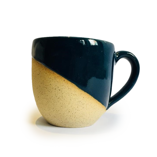 DE-FORM POTTERY - LATTE MUG