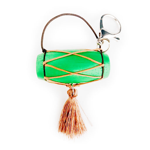 VIETNAM IN THE BOX - VIETNAMESE RICE DRUM KEYCHAIN
