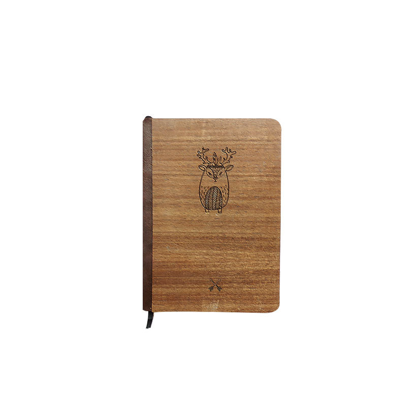 MINIWOOD - STAG NOTEBOOK