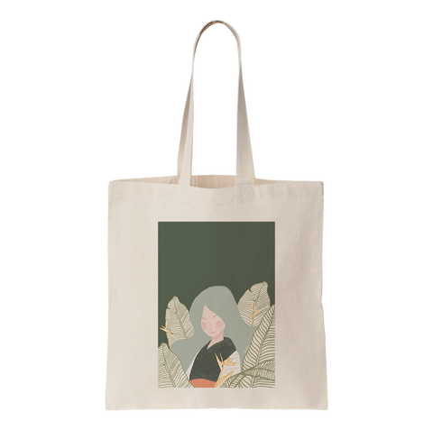BISU BISU - TOTE BAG - GIRL JAPAN