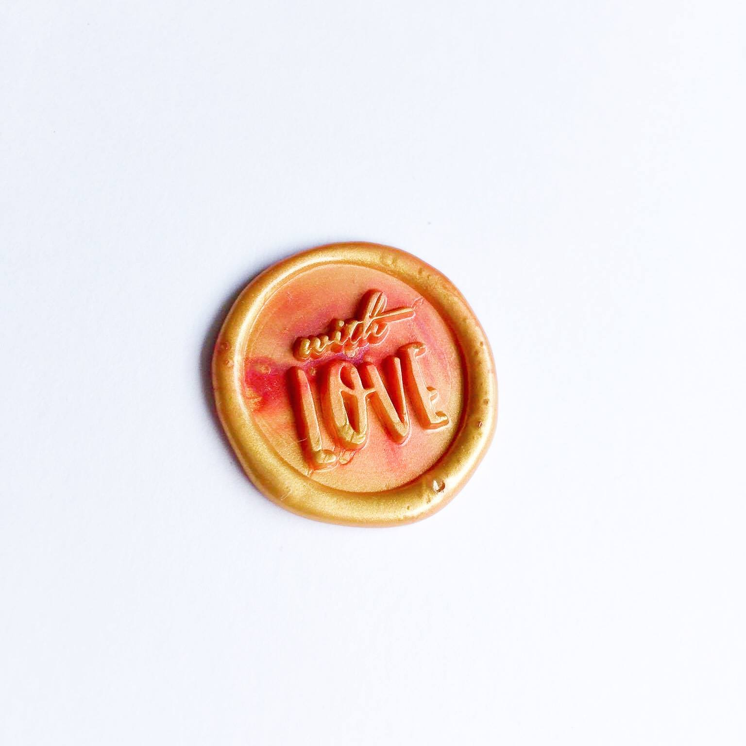 PAPER STORY - WAX SEAL