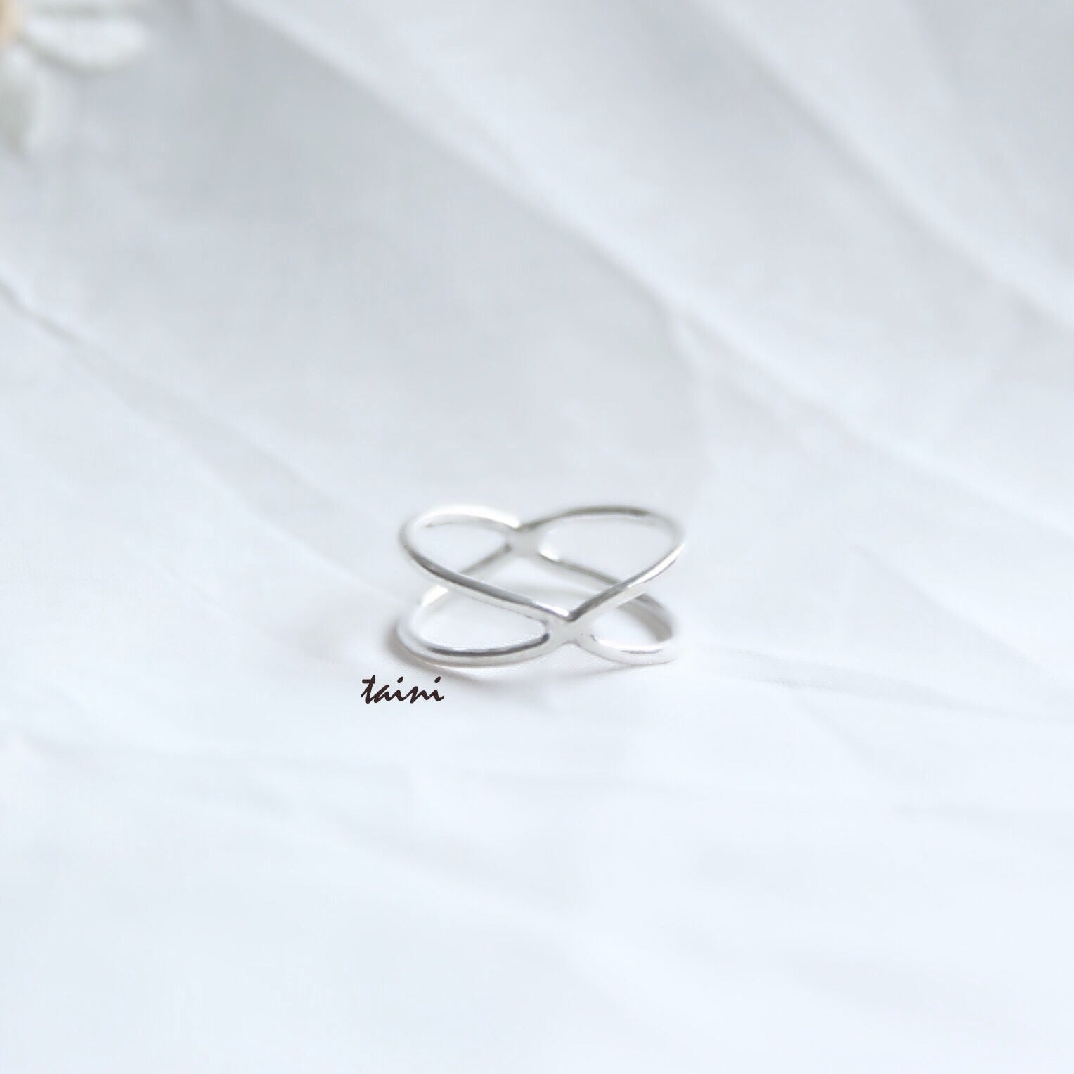 TAINI SILVER - X RING
