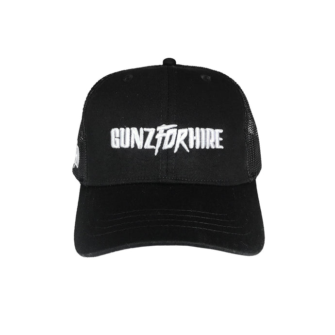 Gunz for Hire - Basic Trucker Cap