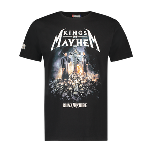 Gunz for Hire - Kings of Mayhem T-shirt
