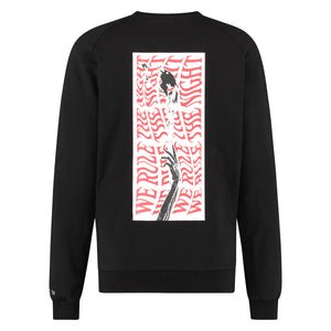 RAN-D GRAPHIC CREW NECK