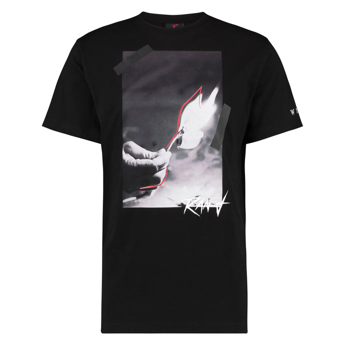 RAN-D FRONT GRAPHIC TEE