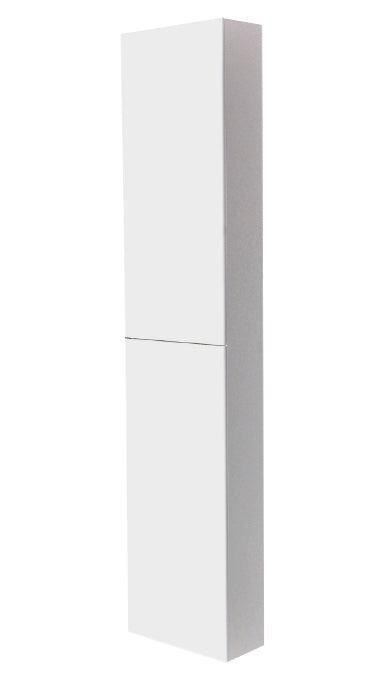 "[4000260] Best-Design ""Blanco-Wit"" hoge kolomkast L&R 35x180 cm glans-wit"