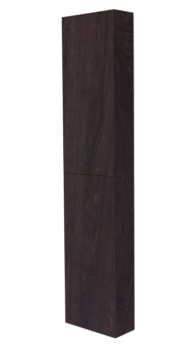 "[4005910] Best-Design ""Blanco-Dark-Brown"" hoge kolomkast L&R 35x180 cm dark-brown"