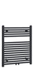 "[4008770] Best-Design ""Zwart-ral 9011 Zero"" radiator recht-model 770x600mm"