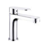 ZS40503     ALONI WASTAFELMENGKRAAN CHROOM ALONI MÉLANGEUR LAVABO CHROME