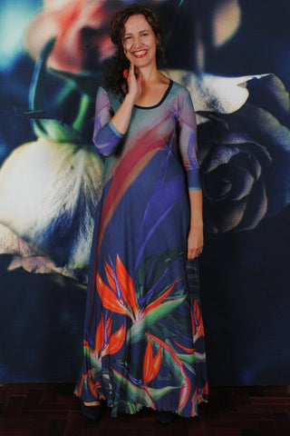 Strelitzia Signature Maxi Dress
